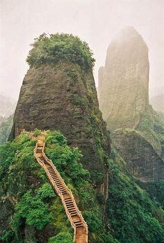 Luotuofeng Peak - Sichuan, China - 50 Travel 50 Nature