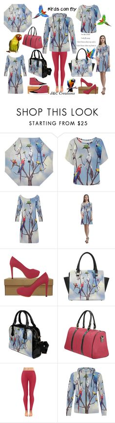 Birds Can Fly by jnccreations on Polyvore