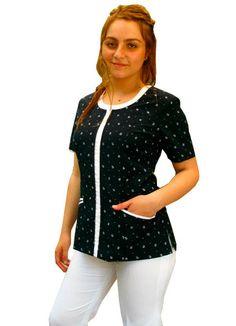Uniformes Clinicos para Enfermeras Doctoras Matronas Nutricionistas                                                                                                                                                                                 Más Scrubs Outfit, Scrubs Uniform, Dental Uniforms, Cute Scrubs, Uniform Design, Diy Couture, Nursing Clothes, Womens Fashion, Outfits