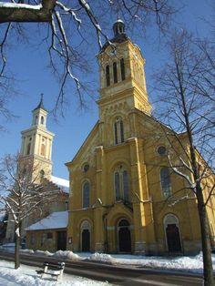 Evanjelický a. v. kostol Modra, Slovakia