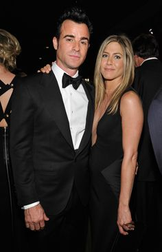 Jennifer Aniston and Justin Theroux's relationship is about to go the distance—literally.