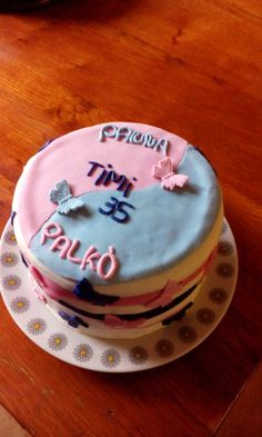 Vanilias torta