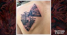 Image result for waterfall tattoo