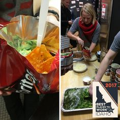 When your company believes in being the best and most innovative in everything, especially the way to eat a taco. Yes, say hello to our very own 'walking taco'!  AND we're hiring! Apply now and don't miss another Taco Tuesday with one of the Best Places to Work in Idaho.    https://cbhhomes.com/careers
