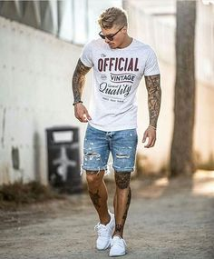 Urban Wear For Men Posts urban fashion winter spaces.Urban Fashion Plus Size Black. Fashionista Trends, Moda Blog, Herren Outfit, Mens Fashion Suits, Casual Summer Outfits, Spring Outfits, Mens Clothing Styles, Urban Fashion, Men Casual