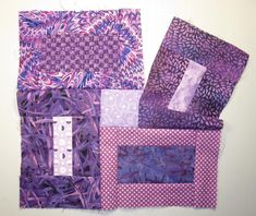 Julie's Quilts and Costumes: Spinning Boxes tutorial
