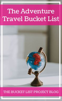 If you love to travel, then adding different destinations to your Travel Bucket List is quite easy! But if you need some inspiration, discover new travel locations from The Bucket List Project! Istanbul Travel, Bangkok Travel, Japan Travel, China Travel, New Travel, France Travel, Travel Europe, Family Travel, Madagascar Travel