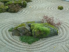 ZEN-Garten : Jardins asiáticos por Gärten für die Seele - Harald Lebender