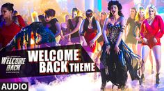Welcome Back (Theme) Full AUDIO Song | Welcome Back | T-Series