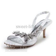 Wedding sandals $80