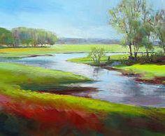 Heaven Painting, Land Art, Golf Courses, Schmidt, Landscapes, Paintings, Inspiration, Beautiful, Landscape