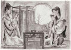Memoirs of a Geisha by ~RAndoMcaSE on deviantART