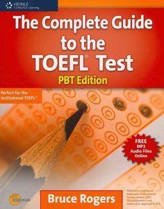 """E book """"The Complete Guide to TOEFL test"""" #learnenglish #TOEFL @AntriParto"""