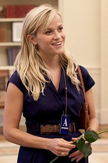 Reese Witherspoon's smile...