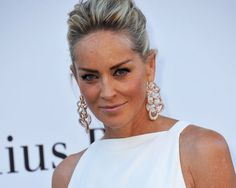 Aging Gracefully: Why Sharon Stone Doesn't Want to Look Younger