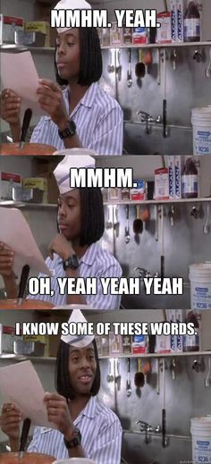 When you start reading an essay question and you're like:   18 Hilarious Pictures You'll Get If You've Ever Taken An Exam