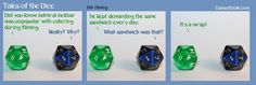 Tales of the Dice 11