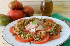 3 deliciosas ensaladas de tomate