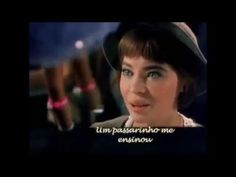 """Hi, Lili, hi Lo"" - LESLIE CARON (Lyrics on) - YouTube"