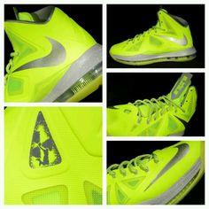 """best service 7d4c6 3579a Lebron Xs lebron x hornet Nike LeBron X EXT """"Hazelnut"""" ,lebron james…"""