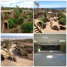 Hangar 37  Parque temático para realizar eventos Paintball/Airsoft/Lasertag Gran Canarias