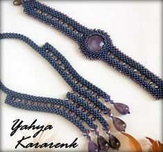 Beaded Jewelry, Beaded Bracelets, Necklaces, Right Angle Weave, Necklace Tutorial, Beading Projects, Beading Patterns, Seed Beads, Weaving