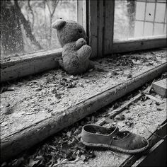 Emptiness. Chernobyl. Zone.III