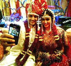 After maintaining a dignified silence over their relationship for quite a few years, the duo tied the knot in traditional Marathi style on February 3, 2012. A church wedding also took place later. The wedding reception was attended by Aamir Khan, Saif Ali Khan, Kareena Kapoor Khan and other top B-Town stars and eminent personalities from politics and business as well. : 'Shaadi No. 1': 10 famous Bollywood weddings in pictures