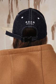 unisex  Denim patch capIndigo Gorras 06724801c18