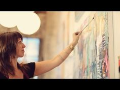 Mini Lesson with Flora Bowley : 5 Ways to Begin a Painting - YouTube