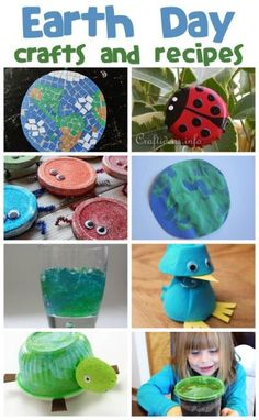 Earth Day falls on April every year. Earth Month is celebrated during the entire month of April to help … Family Crafts, Crafts For Kids, 4th Grade Crafts, Earth Day Information, Earth Month, Eco Friendly Cleaning Products, Earth Day Crafts, Educational Crafts, Preschool At Home