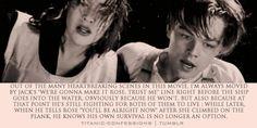 Titanic Confessions.