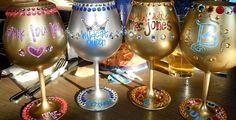 DIY Pimp cups...a la Pink Lou Lou
