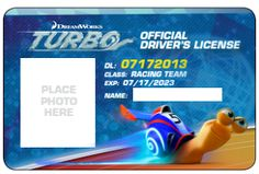 Cinemark - FREE Turbo Removable Tattoo + Driver's License for Kids! - Sassy Dealz
