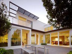 modern landscaping garden plants design