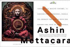 Ashin Mettacara, buddhist monk and blogger ph: marcello Bonfanti Internet for peace project of Wired italy photo editor: Francesca Morosini © Wired Italia