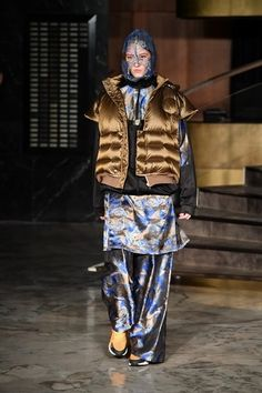 1965fb91b6a The complete Astrid Andersen Copenhagen Fall 2018 fashion show now on Vogue  Runway.