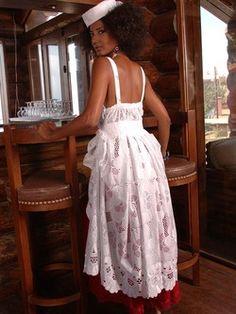 Robe Broderie FEMME Aurelie