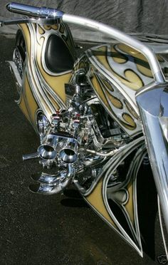2007 Custom Chopper repinned by www.BlickeDeeler.de