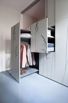 Genius Tiny Furniture Design Ideas For Your Apartment -