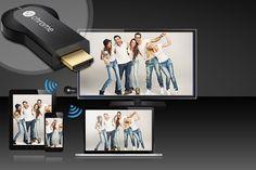 Google Chromecast Media Streamer