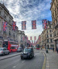 Regent Street, Westminster