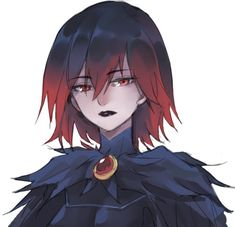 Heroes and Villains, grassfour: Raven