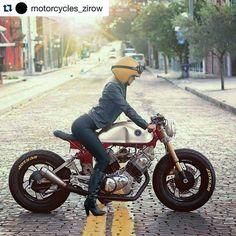 """##motorcycle #bikelife #caferacer #8080cafe #bonneville #scrambler #blackmatte #bikersofinstagram #caferacerworld #caferacerxxx #caferacersofinstagram…"""