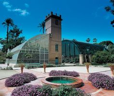 Botanic Garden of the University of Valencia, Spain