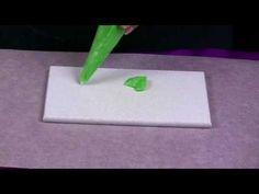 Como Hacer Hojas para Tortas - YouTube
