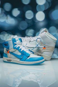 """Vintage NOS Athletic Sport Shoes UNC North Carolina Blue Shoe Laces 44/"""" x 3//8/"""""""