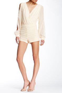 Soieblu - Long Sleeve Romper at Nordstrom Rack. Free Shipping on orders over $100.