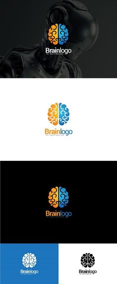 Brain Logo Template. Logo Templates. $30.00