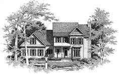 House Plan chp-4450 at COOLhouseplans.com
